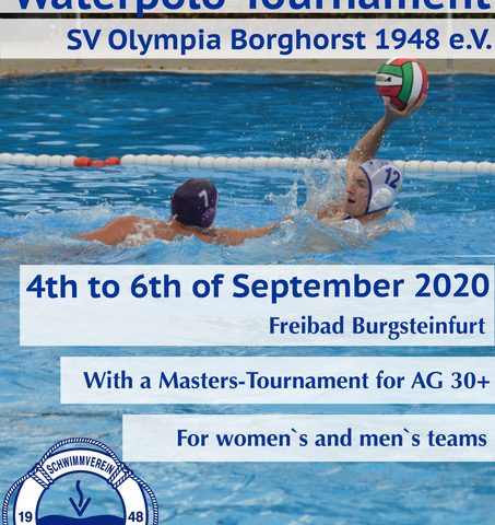 28. International Waterpolo Tournament